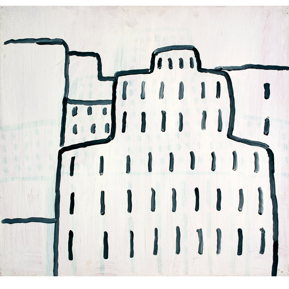 Untitled (Buildings) 1968