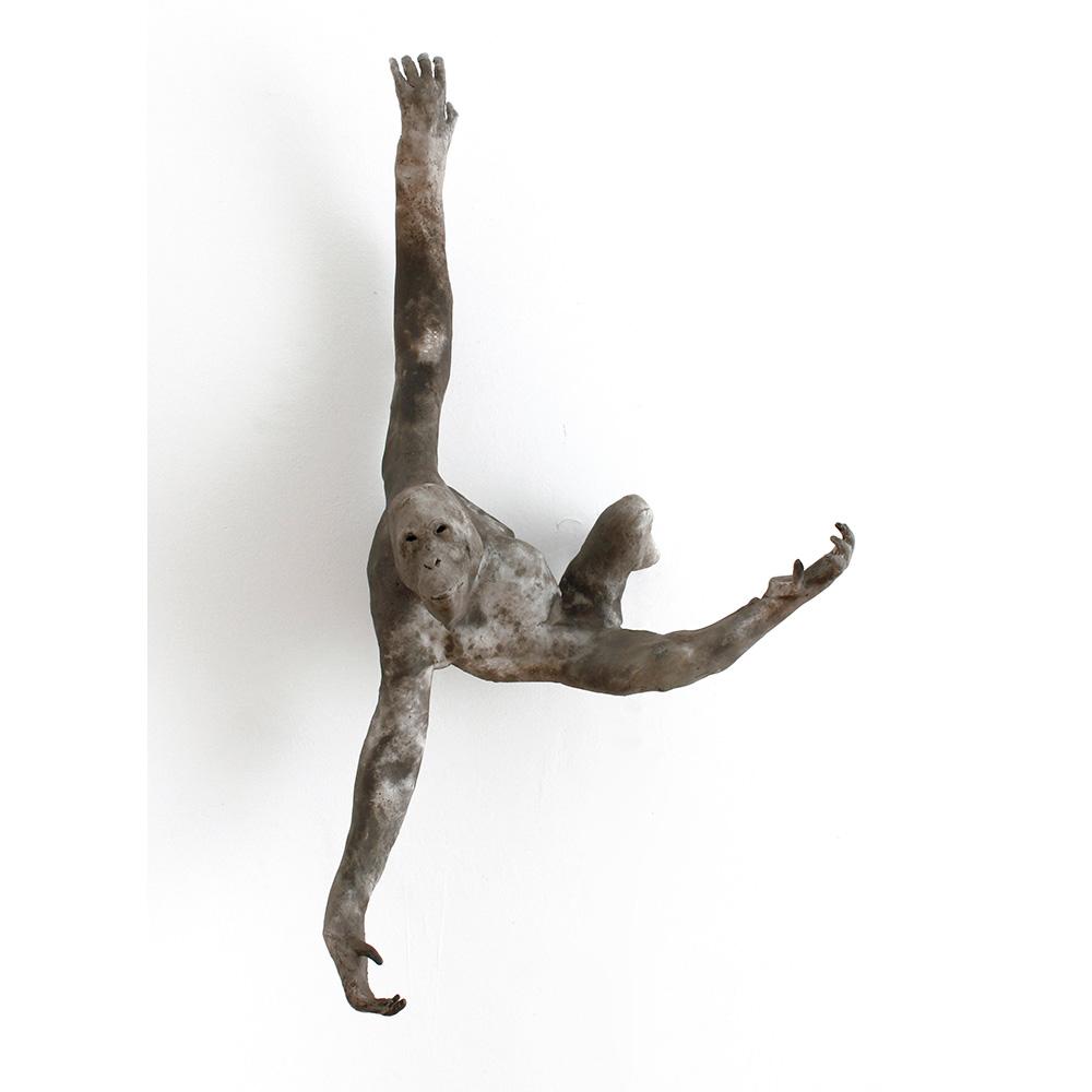<em>Leaping I</em>, 2010