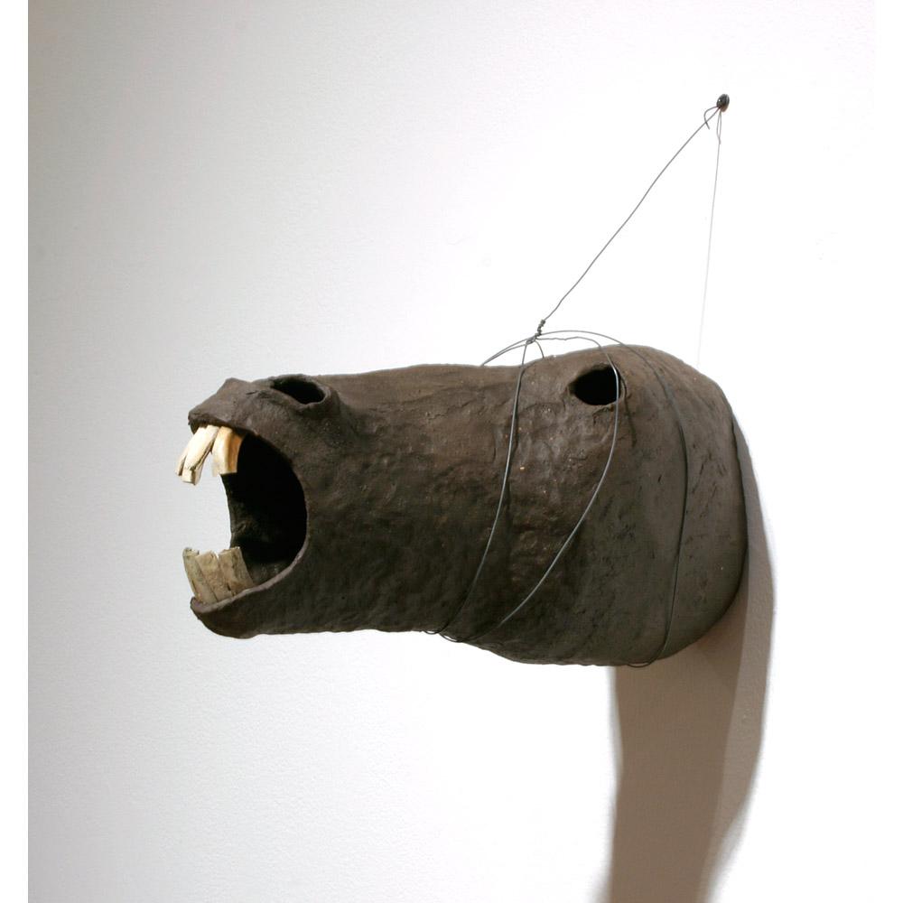 Black Horse (Biting Horse), 1979