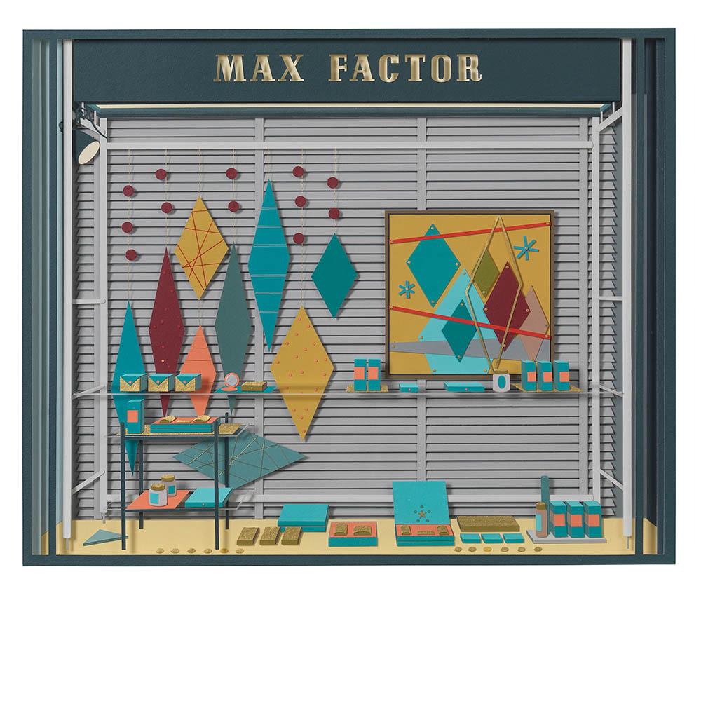 Max Factor, 2013