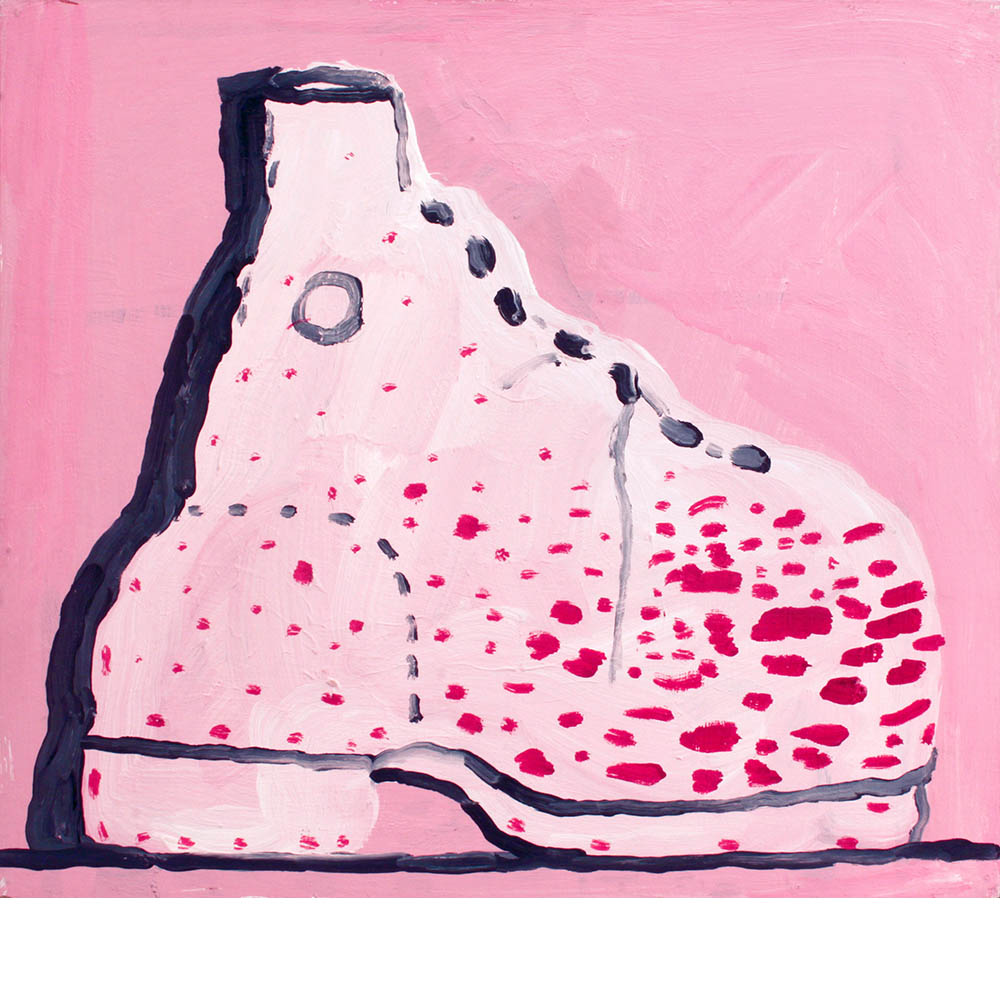 Untitled (Shoe) 1968