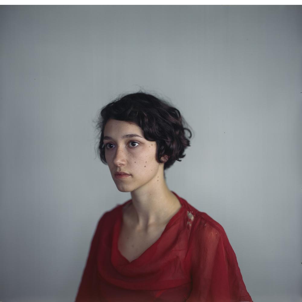 4. Nancy in Red, 2010