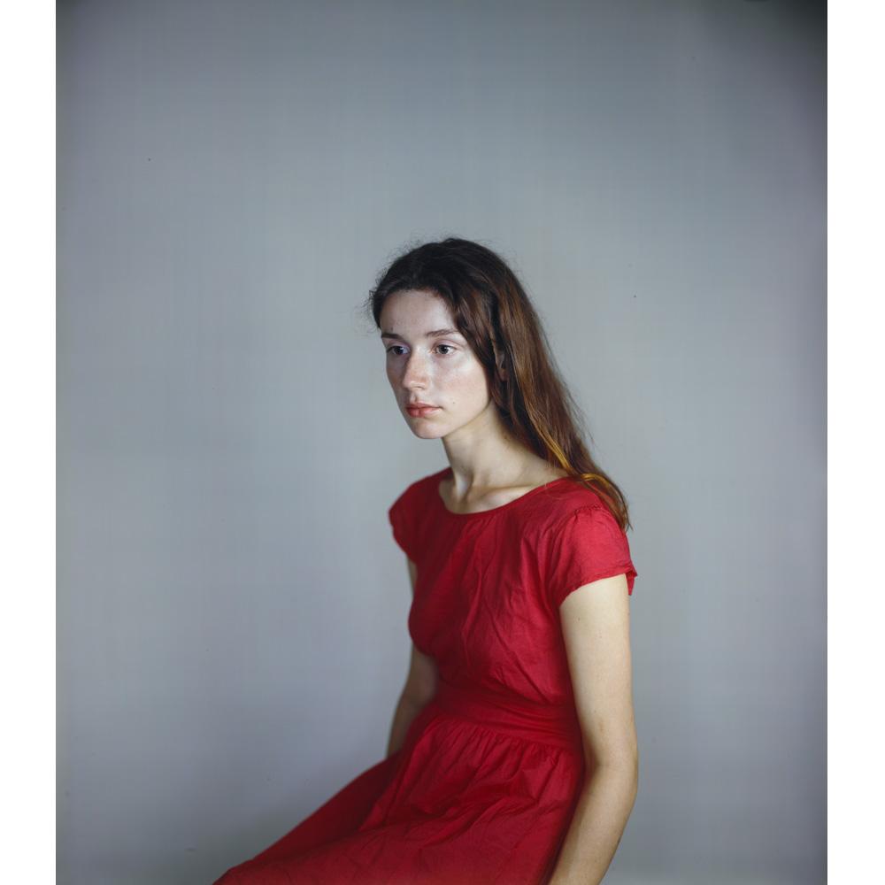 1. Tatiana in Red Dress, 2010