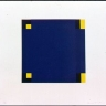 Untitled (Blue & Yellow) 1988
