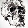 Untitled (skull) #4 2000