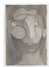 After Picasso-Head of Woman 1995