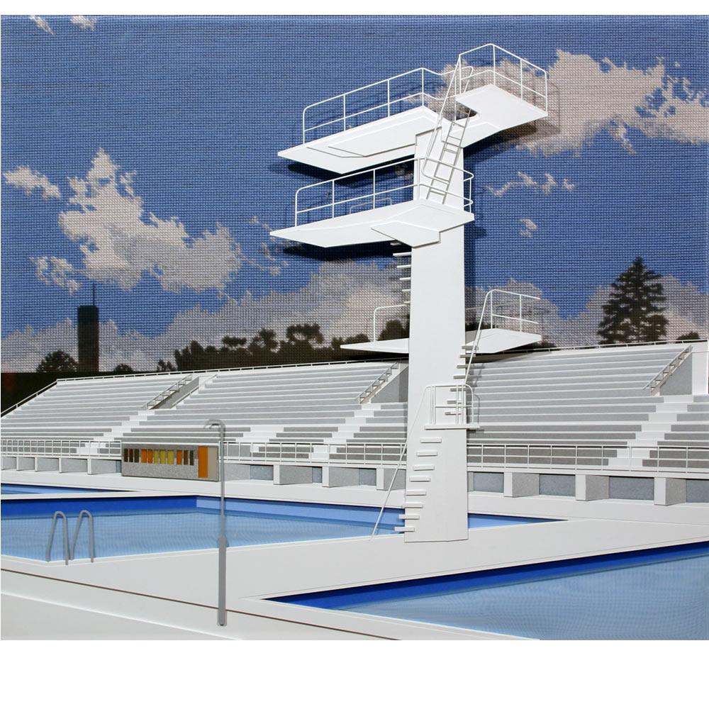 Diving Pool 2004