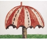 Untitled (Umbrella), 1972