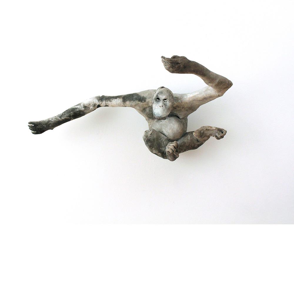 <em>Leaping II</em>, 2010