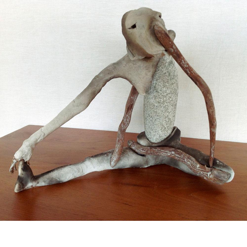 <em>Elephant-headed Yogi</em>, 2012