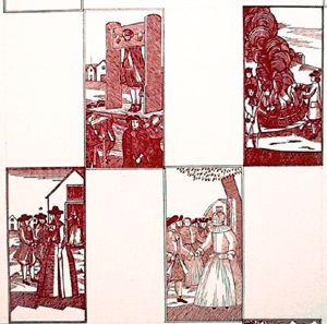 Golgotha (detail) 1991