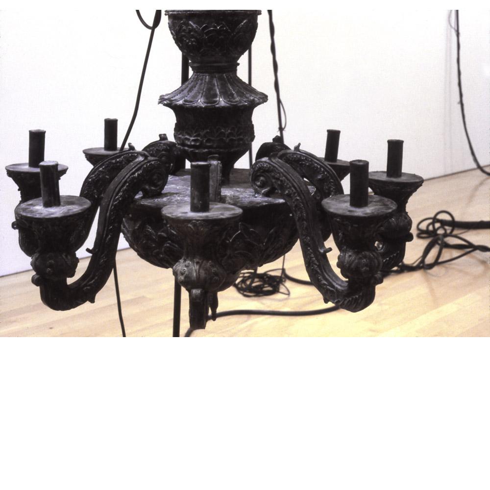 Untitled (chandelier) 1994